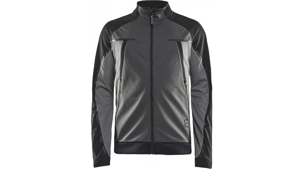 Craft Pursuit Balance Tech Jacket 男士 型号 M black melange/black- MUSTERKOLLEKTION