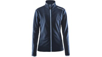 Craft Leisure Sweatjack dames-Sweatjack maat L navy