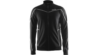 Craft In-The-Zone Sweatjacke Caballeros tamaño M negro