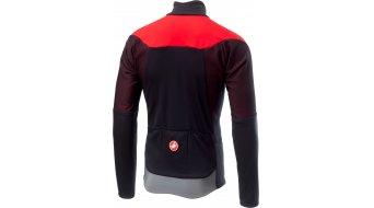 Castelli Mortirolo V Jacke Herren Gr. L black/red