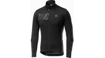 Castelli Raddoppia 2 chaqueta Caballeros light negro/reflex