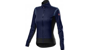 Castelli Alpha RoS 2 Light jacket ladies size M savile blue