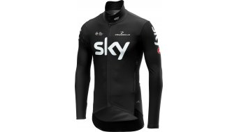 Castelli Team Sky Per grease o Long Sleeve jacket men black