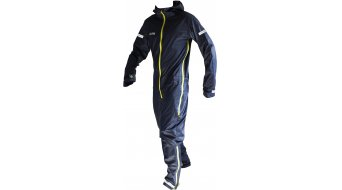 Dirtlej CommuteSuit Road Edition traje impermeable navy azul/lime