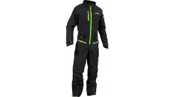 Dirtlej DirtSuit SFD Edition traje impermeable negro/bright