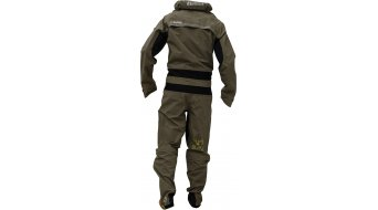 Dirtlej DirtSuit Core Edition Regenanzug Herren Gr. XXL sand/orange