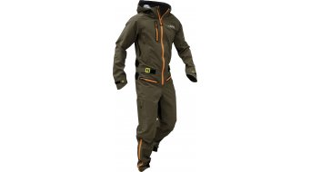 Dirtlej DirtSuit Core Edition rain an cable men sand/orange