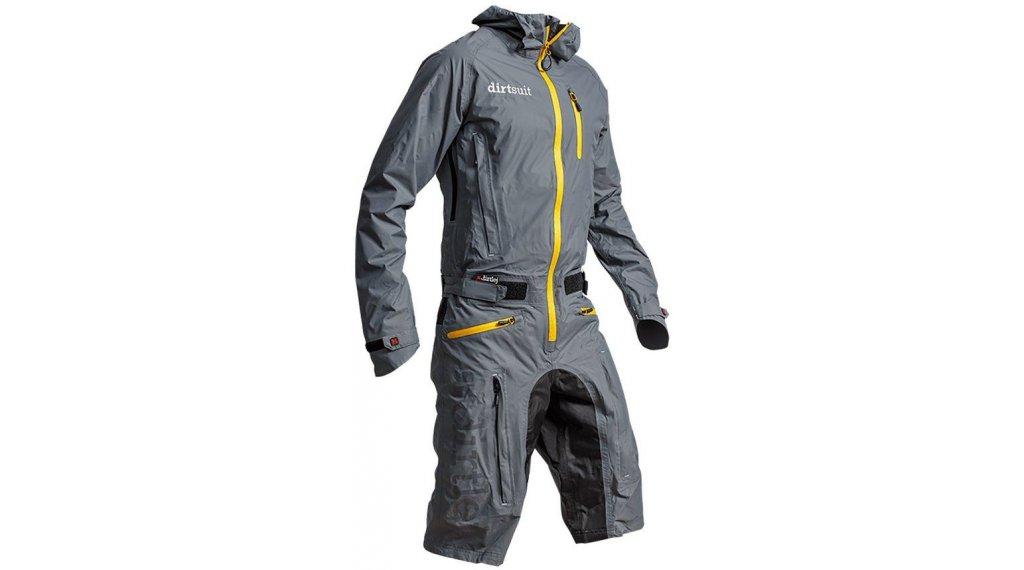 Dirtlej DirtSuit Classic Edition 雨中骑行衣 型号 XS grey