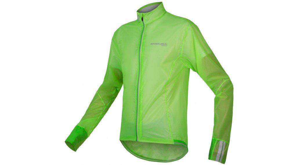 Endura FS260-PRO Adrenaline Race Cape II 防雨夹克 男士 型号 M hi-viz green