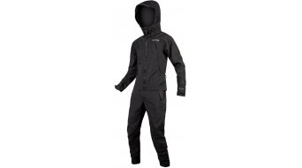 Endura MT500 II Onesie Waterproof rain an cable black