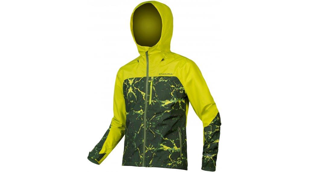 Endura SingleTrack Jacke Herren Gr. S acid green