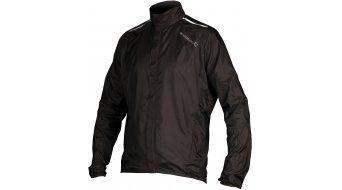 Endura Pakajak chaqueta Caballeros-chaqueta bici carretera Showerproof Ball Packed tamaño L negro