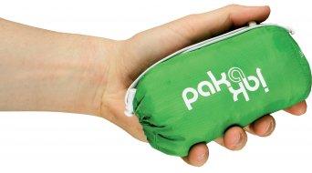 Endura Pakajak chaqueta Caballeros-chaqueta bici carretera Showerproof Ball Packed tamaño XL verde
