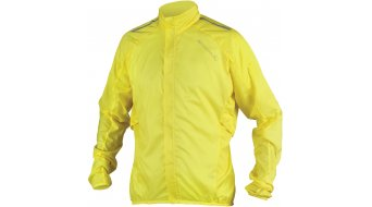 Endura Pakajak Jacke Herren-Jacke Rennrad Showerproof Ball Packed hi-viz yellow