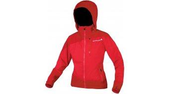 Endura Singletrack Jacke Damen-Jacke MTB red