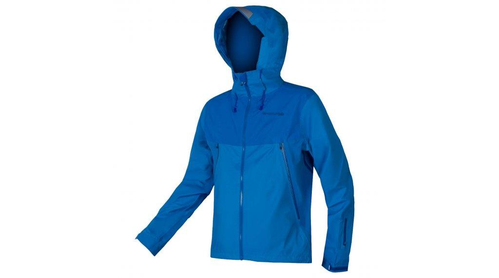 Endura MT500 Waterproof Jacket MTB Jacke Herren Gr. XS azurblau