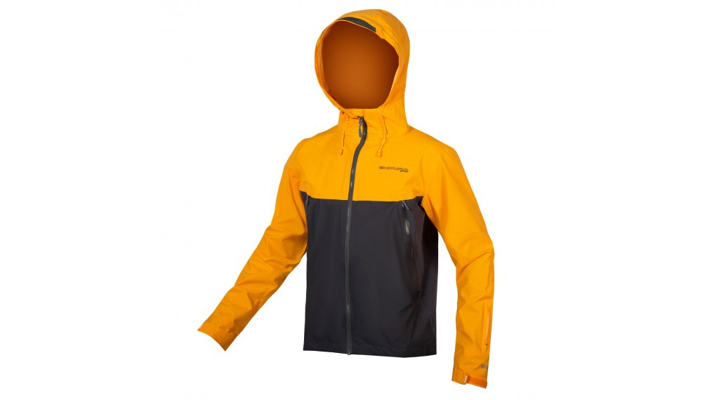 Endura MT500 Waterproof Jacket MTB Jacke Herren Gr. S mango