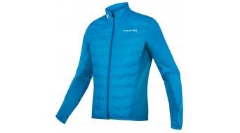 Endura Pro SL PrimaLoft® Jacket Rennrad Jacke Herren neon-blau