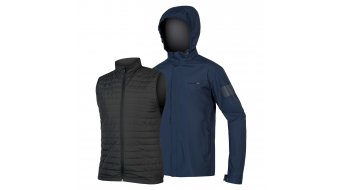 Endura Urban 3 in 1 Waterproof jacket men