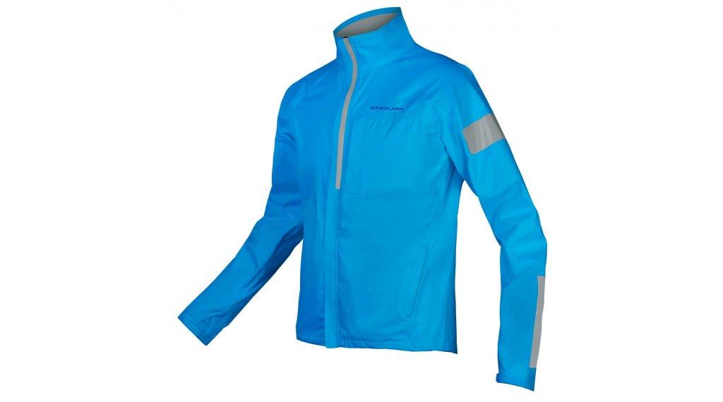 Endura Urban Luminite jacket men size XS hi-viz blue