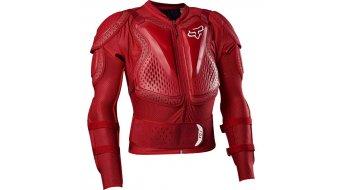 Fox Titan Sport 保护外套 男士 型号 M flaming red