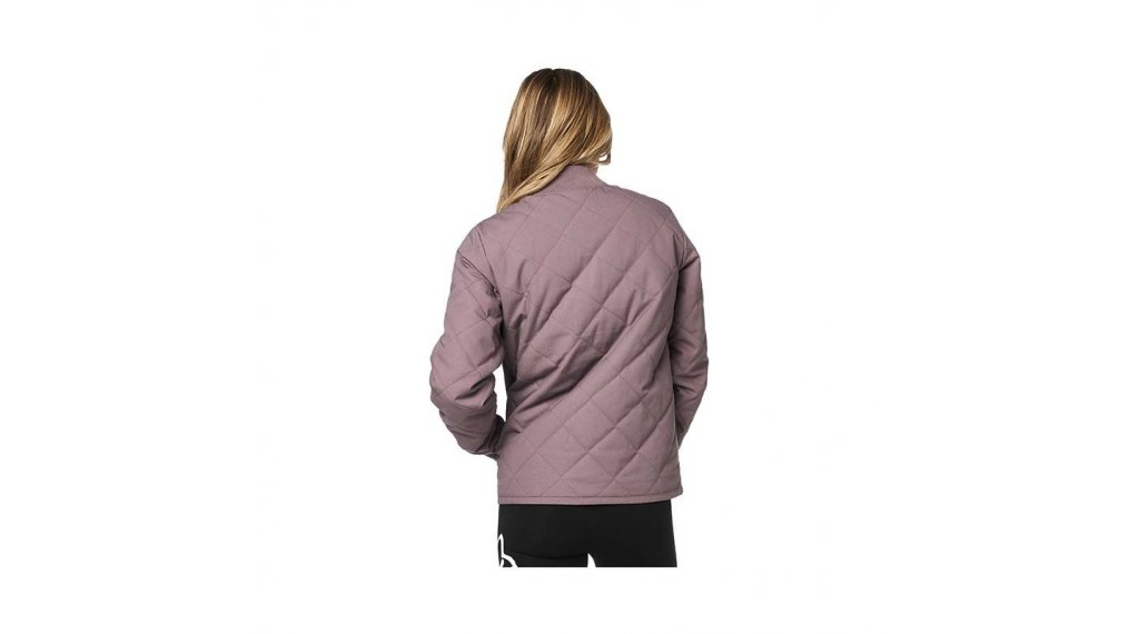 best website a9ce7 a14c1 Fox Cosmic Bomber Jacke Damen Gr. S purple - Sample