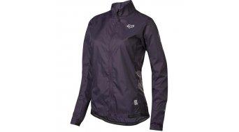 FOX Def end Wind jacket ladies size L dark purple