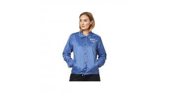 FOX Pit Stop Coaches jacket ladies size S blue- Sample
