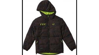 FOX Wasco Puffy kabát gyermek black camo