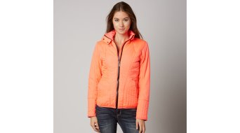 FOX Sonar jacket ladies- jacket size XS acid red