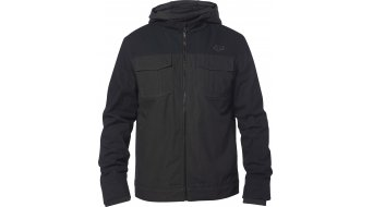 FOX Straightaway jacket men- jacket size S heather black