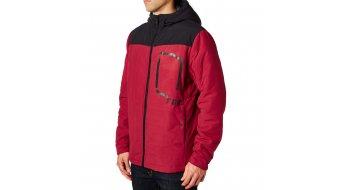 FOX Podium giacca uomini mis. L dark red