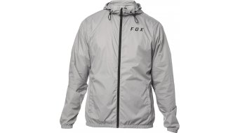 FOX Attacker Windbreaker jack heren steel grey