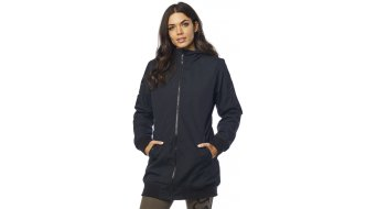 FOX Dazed Long Bomber jack dames black