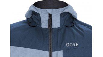 GORE C5 Gore-Tex Trail Kapuzenjacke Herren Gr. M deep water blue