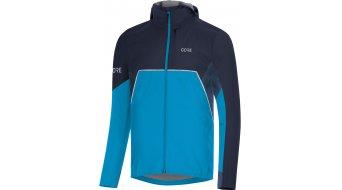GORE R7 Partial Gore-Tex Infinium chaqueta sudadera con capucha Caballeros dynamic cyan/orbit azul