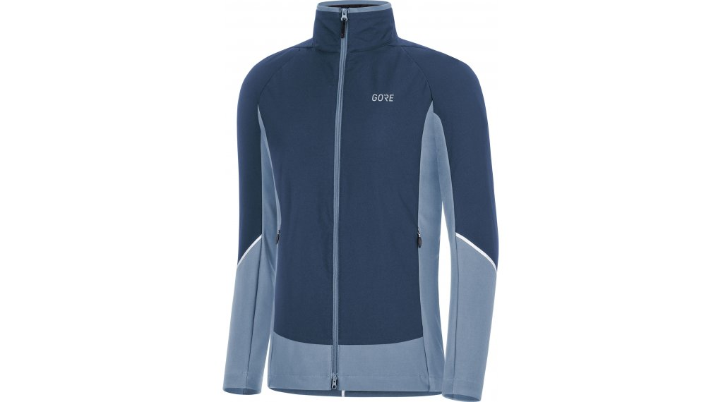 GORE C5 Gore-Tex Infinium Partial insulated Jacke Damen Gr. S (36) deep water blue/cloudy blue