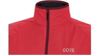 GORE C5 Gore-Tex Infinium Partial insulated Jacke Damen Gr. S (36) hibiscus pink/chestnut red