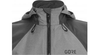 GORE Wear C5 GORE-TEX Trail Kapuzenjacke Damen Gr. XXS (34) terra grey