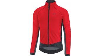 GORE Wear C3 GORE-TEX INFINIUM Thermo Jacke Herren Gr. S red/black