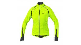 GORE Bike Wear Phantom 2.0 Jacke Damen-Jacke Rennrad Windstopper Soft Shell Lady Gr. 42 neon yellow/black
