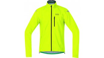 GORE Bike Wear Element Jacke Herren-Jacke Gore-Tex Active Shell Gr. XL neon yellow