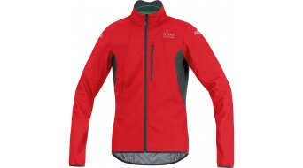 GORE Bike Wear Element Jacke Herren-Jacke Windstopper Active Shell Gr. L red/black