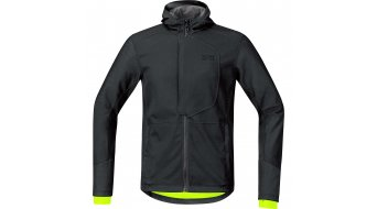 GORE Bike Wear Element Urban Jacke Herren-Jacke Windstopper Soft Shell Gr. XL black