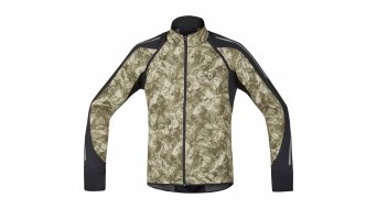 GORE Bike Wear Phantom Print 2.0 Jacke Herren-Jacke Rennrad Windstopper Soft Shell camouflage