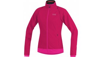 GORE Bike Wear Element Jacke Damen-Jacke Windstopper Active Shell Zip-Off Lady