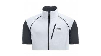 Gore Bike Wear Phantom Plus Gore ® Windstopper® Zip-Off pánská bunda velikost S white/black