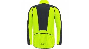 Gore Bike Wear Phantom Plus Gore ® Windstopper® Zip-Off pánská bunda velikost S neon yellow/black