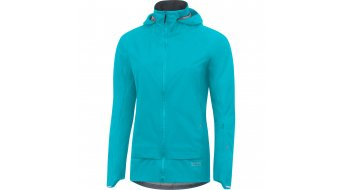 GORE Bike Wear Power Trail Jacke Damen-Jacke MTB Gore-Tex Active Lady scuba blue