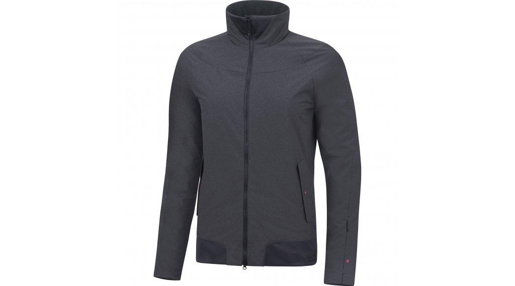 GORE Bike Wear Power Trail Lady Gore ® Windstopper ® jacket ladies size 40 raven brown